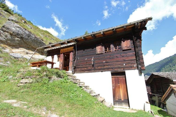 Chalet Zwitserland, Jura, Binntal-Langtal Chalet CH-3996-01