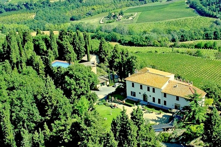 vakantiehuis Italië, Toscana, San Casciano in Val di Pesa vakantiehuis IT-50026-08