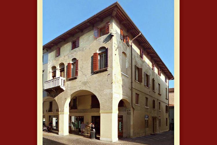 Leuk appartement in het centrum van de stad Treviso.