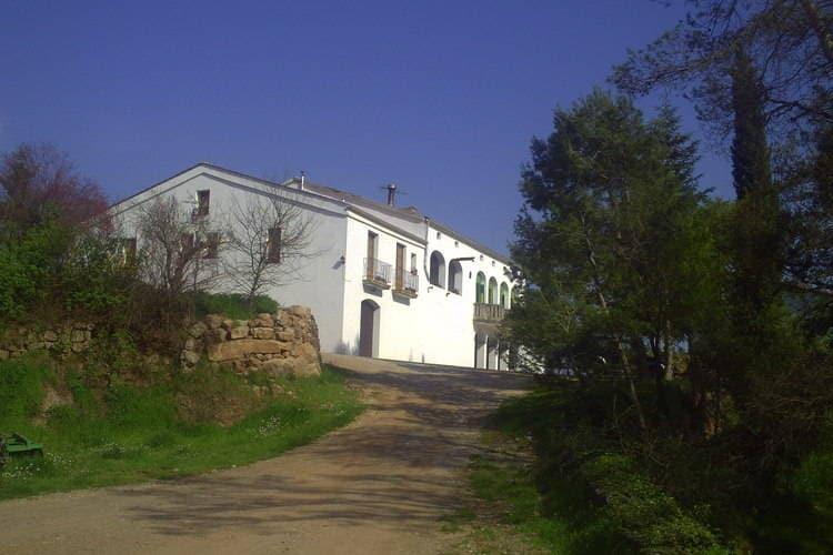 Vakantiehuizen Spanje | Catalunia | Vakantiehuis te huur in Sant-Salvador-de-Guardiola met zwembad  met wifi 13 personen