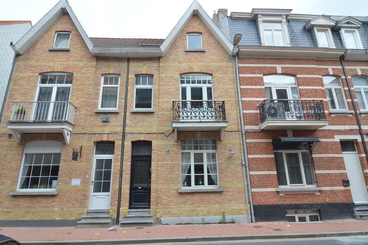 Vakantiehuizen Knokke-Heist te huur Knokke-Heist- BE-8300-08   met wifi te huur