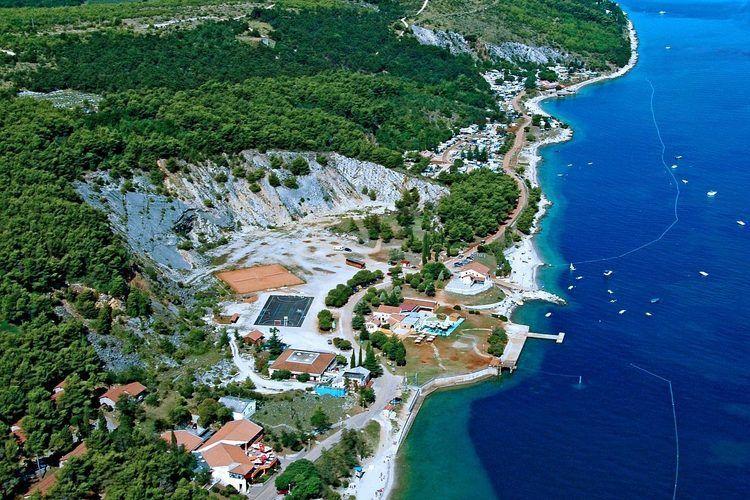 Maison de vacances Funktioneller Bungalow mit Balkon o. Terrasse, 7 km von Umag (270234), Umag, , Istrie, Croatie, image 9