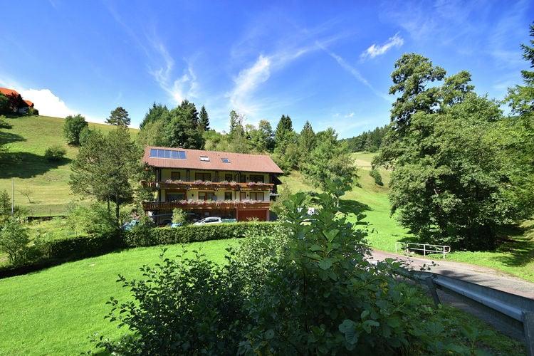 Appartement  met wifi  Baiersbronn-Obertal  Midden in de natuur gelegen appartement in Baiersbronn, met balkon