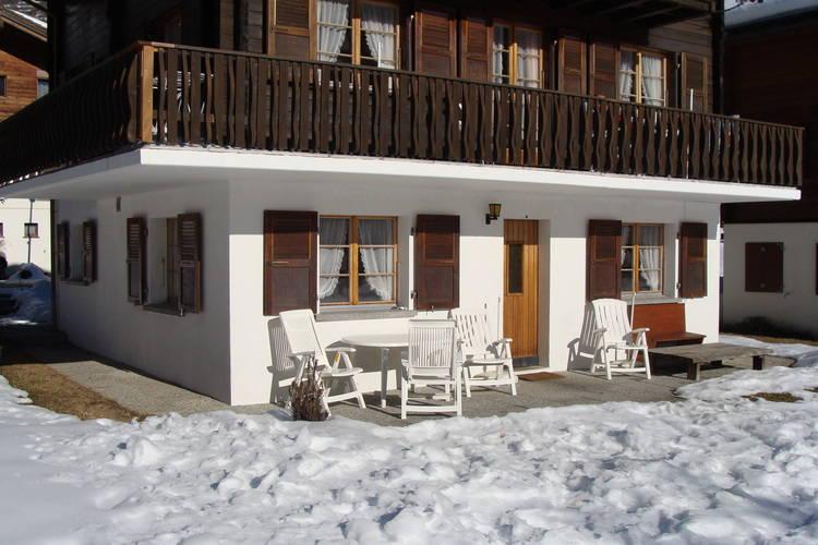 Kirsanna - Apartment - Fiesch