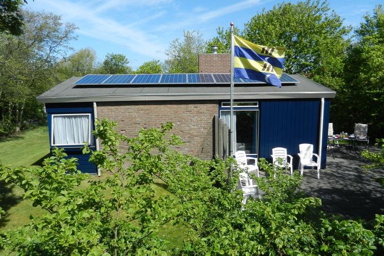 Vakantiehuizen Nederland | Wadden | Vakantiehuis te huur in Nes-Ameland   met wifi 6 personen