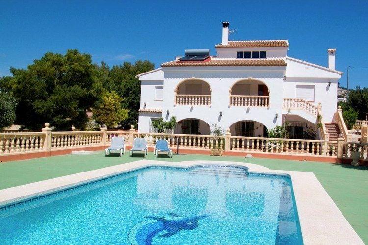 Ferienhaus Villa Sindi (216737), Calpe, Costa Blanca, Valencia, Spanien, Bild 3