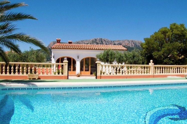 Ferienhaus Villa Sindi (216737), Calpe, Costa Blanca, Valencia, Spanien, Bild 9