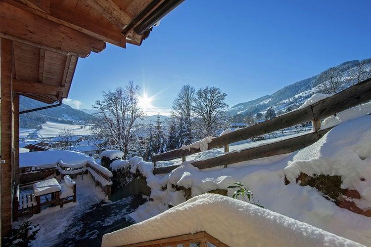 Vakantiehuizen Oostenrijk | Tirol | Appartement te huur in Brixen-im-Thale   met wifi 6 personen