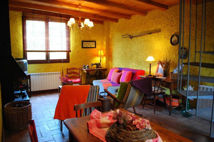 Vakantiehuis spanje, Costa Dorada, Cornudella del Montsant Vakantiehuis ES-43360-01