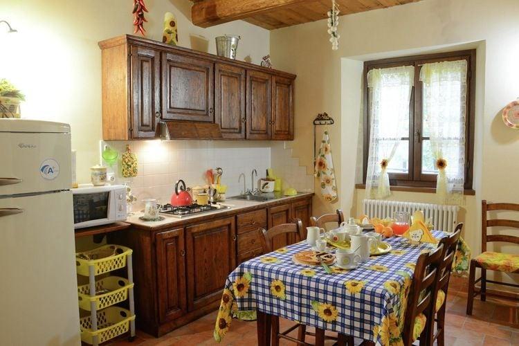 Ferienwohnung Il Girasole (256824), Apecchio, Pesaro und Urbino, Marken, Italien, Bild 14