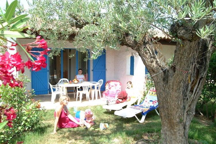 Frejus Vakantiewoningen te huur Geschakelde bungalow in subtropisch paradijs
