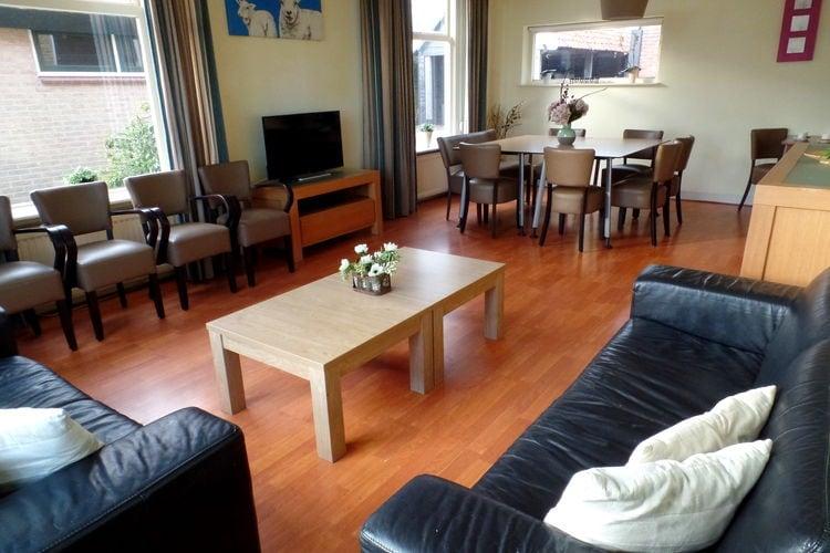 vakantiehuis Nederland, Zeeland, Ellemeet vakantiehuis NL-4323-07