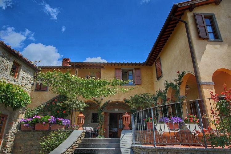 Boerderij Italië, Toscana, Loro Ciuffenna Boerderij IT-52024-02