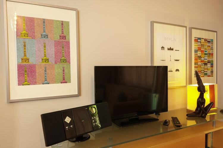 Appartement Duitsland, Berlijn, Berlin Appartement DE-14109-01