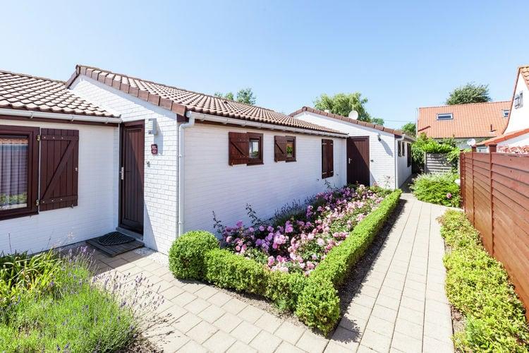 Affitto casa divisoria vacanze Bredene