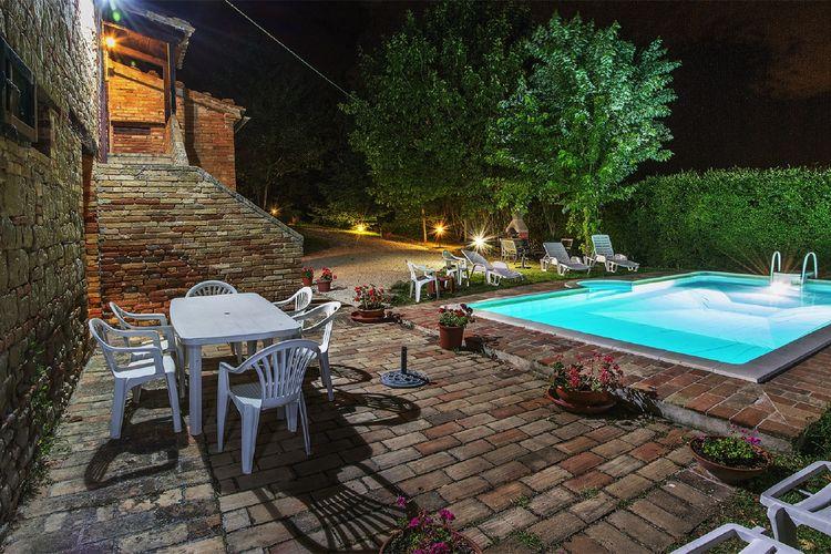 Ferienhaus Villa Faggio (256837), Amandola, Fermo, Marken, Italien, Bild 6