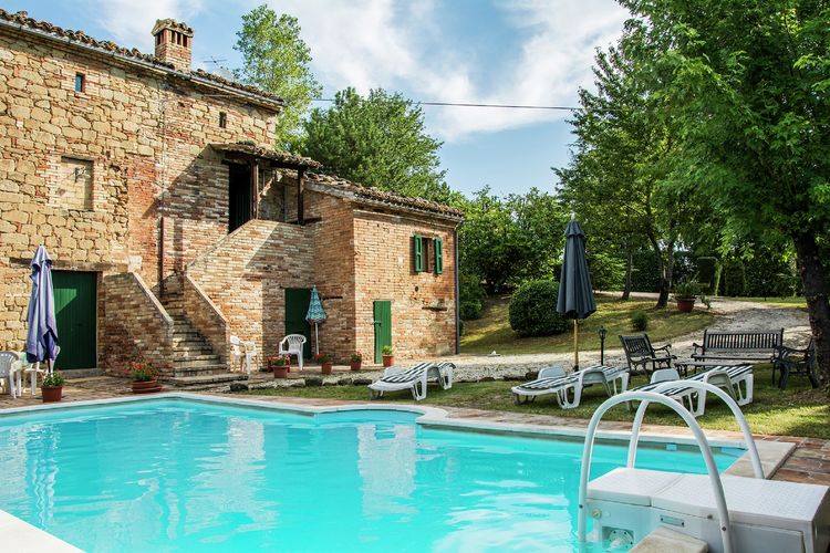 Ferienhaus Villa Faggio (256837), Amandola, Fermo, Marken, Italien, Bild 1