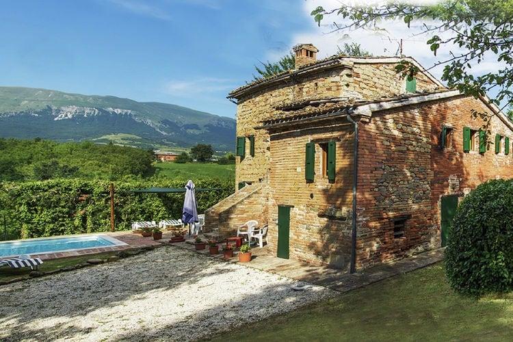 Ferienhaus Villa Faggio (256837), Amandola, Fermo, Marken, Italien, Bild 3