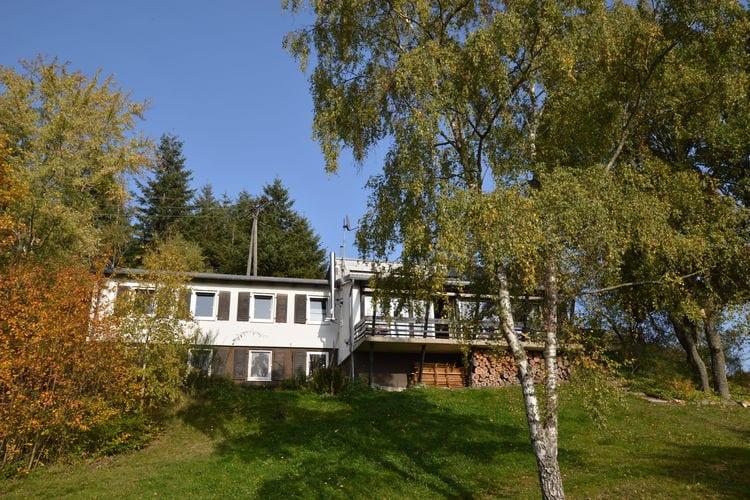 Vakantiehuis  met wifi  Kleinich-PilmerothPanoramahaus Pilmeroth
