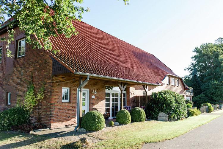 Duitsland | Nedersaksen | Vakantiehuis te huur in Hermannsburg-Beckedorf   met wifi 4 personen