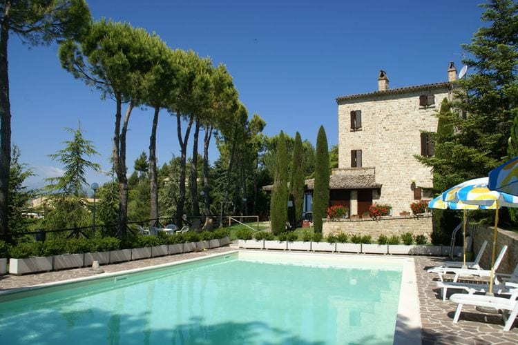 vakantiehuis Italië, Marche, Montelparo vakantiehuis IT-63020-01
