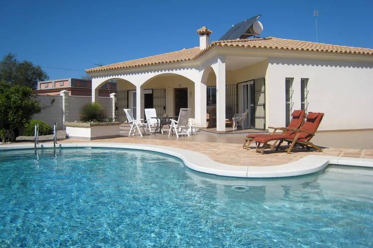 Villa met zwembad met wifi  Sanlúcar de Barrameda  Villa Madre del Agua