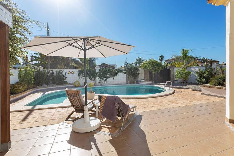 Vakantiehuizen Luz te huur Sanlúcar-de-Barrameda- ES-11540-01 met zwembad  met wifi te huur