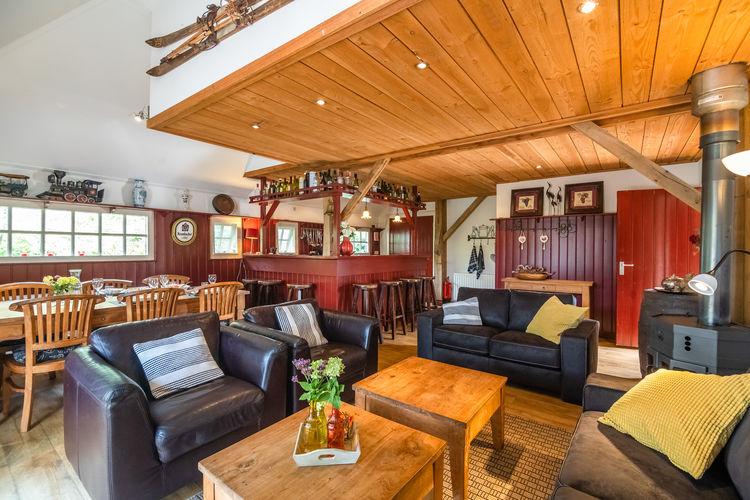 vakantiehuis Nederland, Overijssel, Balkbrug vakantiehuis NL-7707-03
