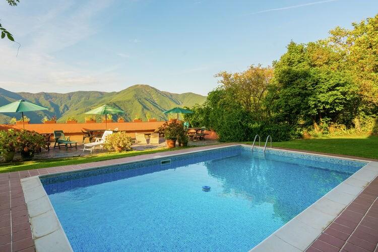 Vakantiehuizen Costa de Barcelona te huur Montseny- ES-08469-02 met zwembad  met wifi te huur