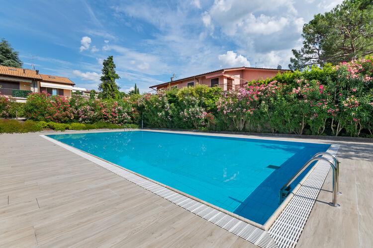 Vakantiehuizen Italie | Italiaanse-Meren | Vakantiehuis te huur in Bardolino met zwembad  met wifi 7 personen