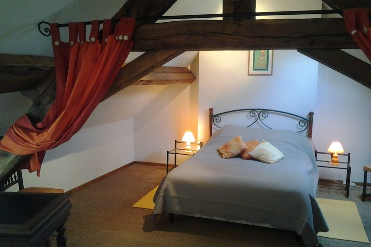 Ferienhaus La maison du père Patin (223498), Isenay, Nièvre, Burgund, Frankreich, Bild 19