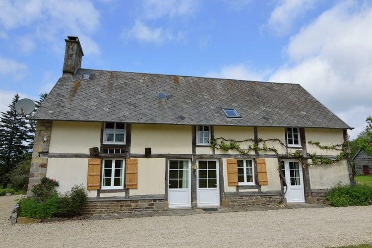 vakantiehuis Frankrijk, Normandie, Le Mesnil Boeufs vakantiehuis FR-50540-01