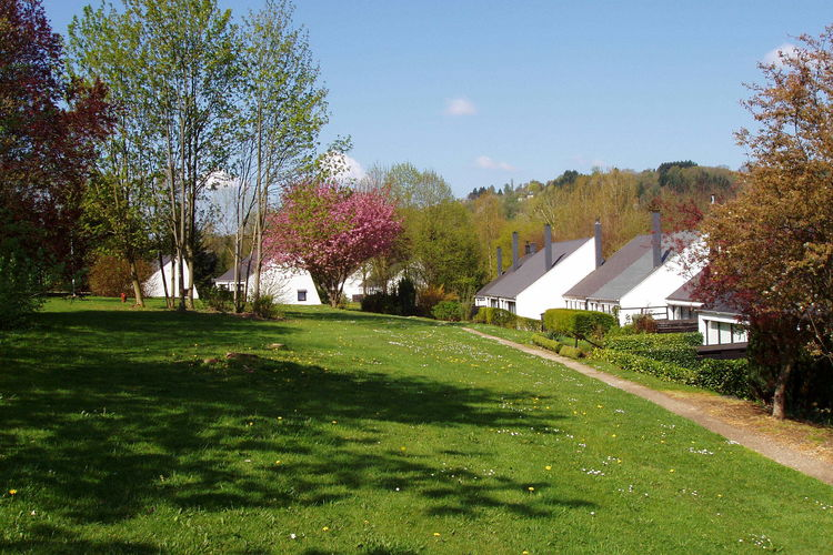 Leuke 6-pers. bungalow op rustig park