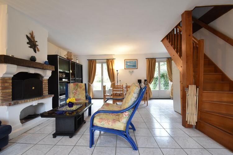 vakantiehuis Frankrijk, Normandie, Etretat vakantiehuis FR-76790-04