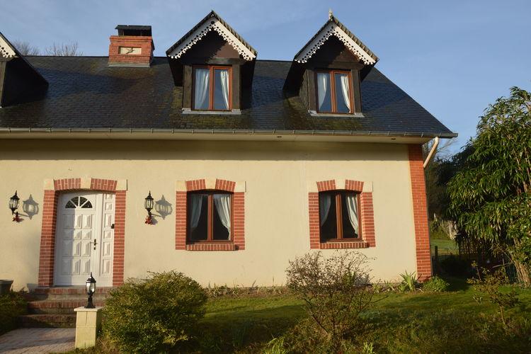 vakantiehuis Frankrijk, Normandie, Etretat vakantiehuis FR-76790-03