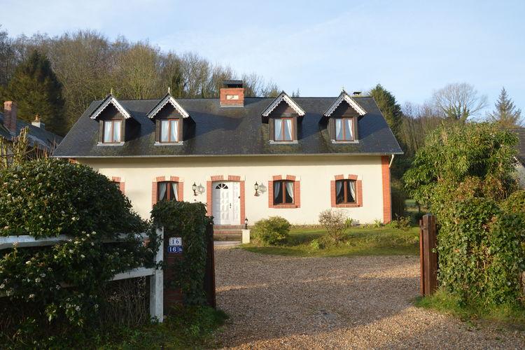 Ferienhaus Le Colibri (224145), Étretat, Seine-Maritime, Normandie, Frankreich, Bild 1