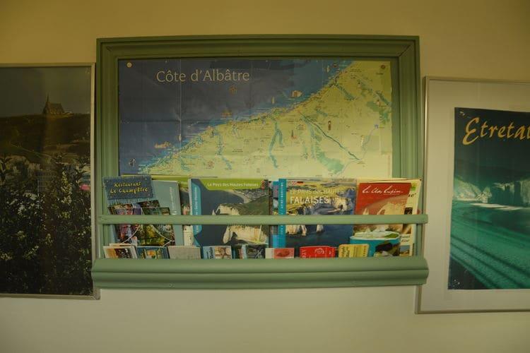 Ferienhaus Le Colibri (224145), Étretat, Seine-Maritime, Normandie, Frankreich, Bild 29