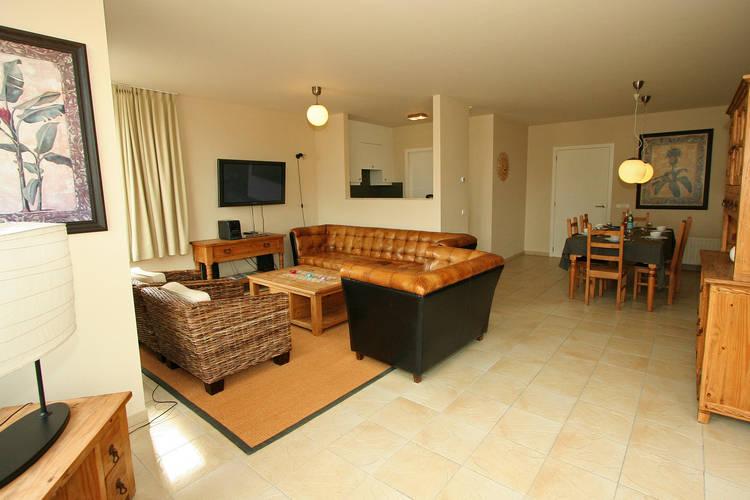Appartement Nederland, Zeeland, Cadzand-Bad Appartement NL-4506-01