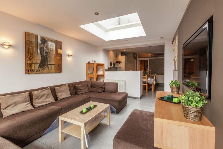 Vakantiehuizen Belgie | West-Vlaanderen | Vakantiehuis te huur in Kortrijk   met wifi 8 personen