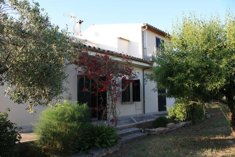 Vakantiewoning Spanje, Mallorca, Búger vakantiewoning ES-07310-11