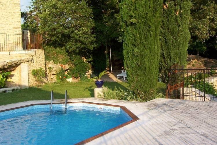 Holiday house Wunderschönes Ferienhaus mit Schwimmbad in Oppède (224953), Oppède, Vaucluse, Provence - Alps - Côte d'Azur, France, picture 16