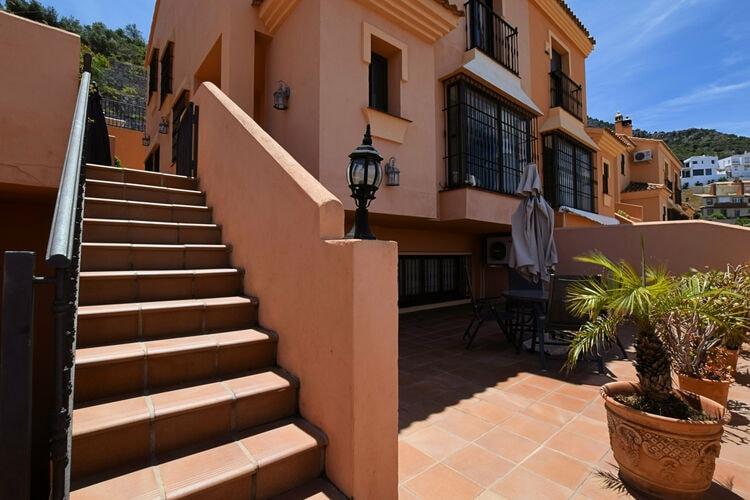 Vakantiehuis met zwembad met wifi  Costa del SolSolcasa