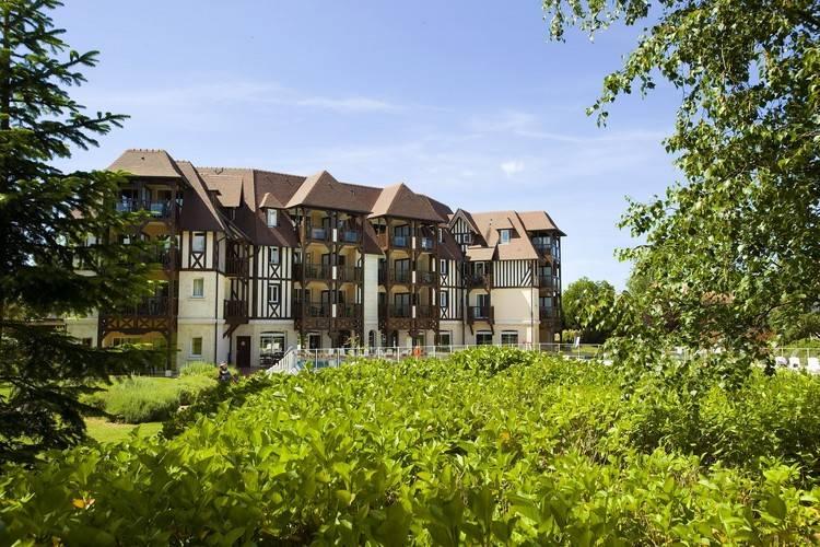 Ferienwohnung La Residence du Golf 2 (225773), Deauville, Calvados, Normandie, Frankreich, Bild 3