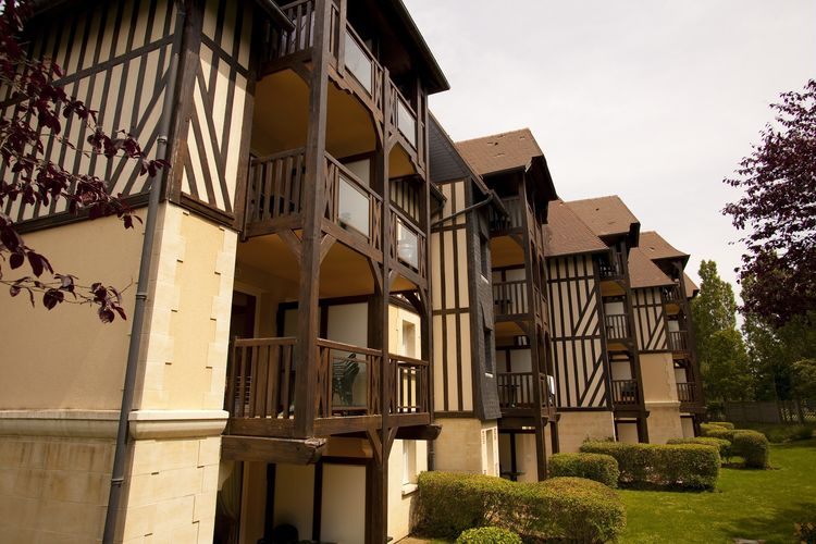 Ferienwohnung La Residence du Golf (225773), Deauville, Calvados, Normandie, Frankreich, Bild 24