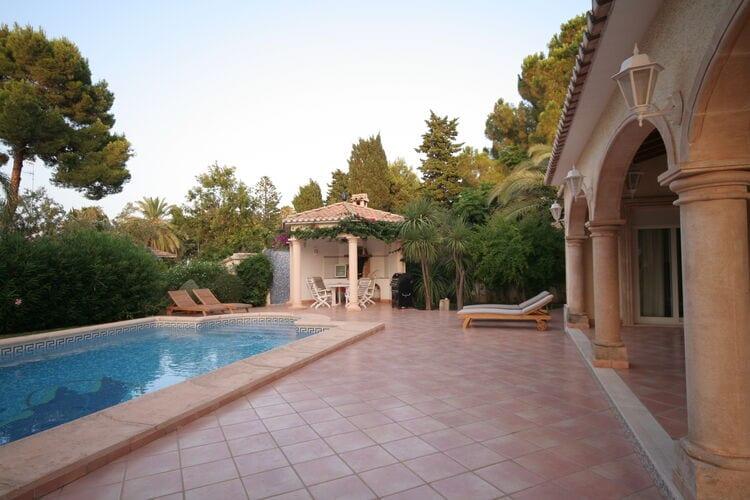 Villa Spanje, Costa Blanca, Denia Villa ES-03700-07