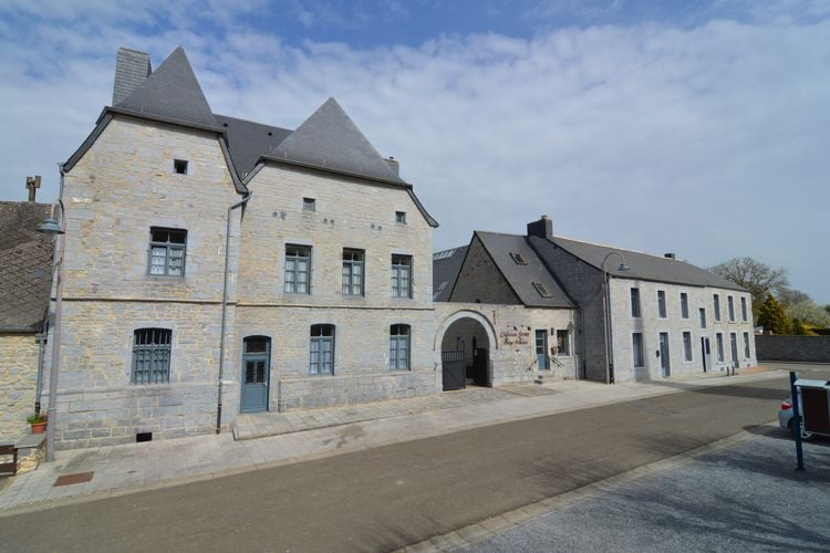 vakantiehuis België, Henegouwen, Macon vakantiehuis BE-6591-13