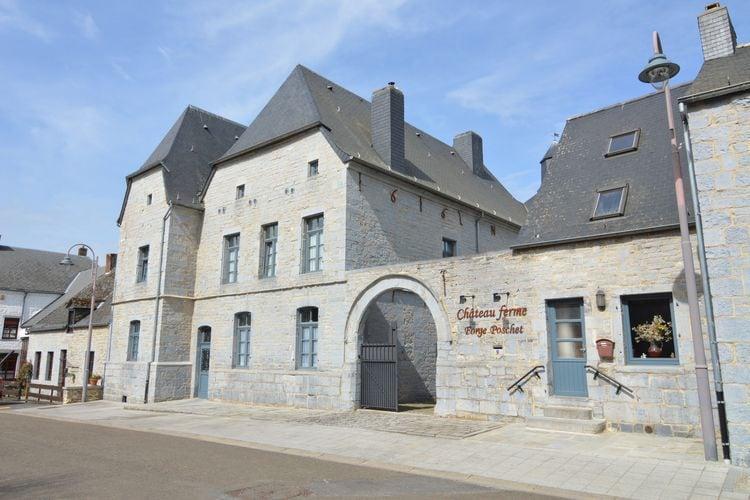 Belgie | Henegouwen | Vakantiehuis te huur in Macon   met wifi 2 personen
