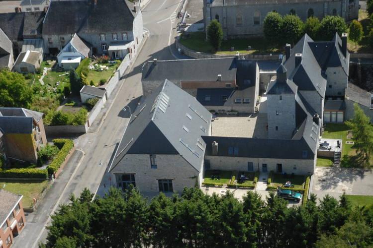 vakantiehuis België, Henegouwen, Macon vakantiehuis BE-6591-05