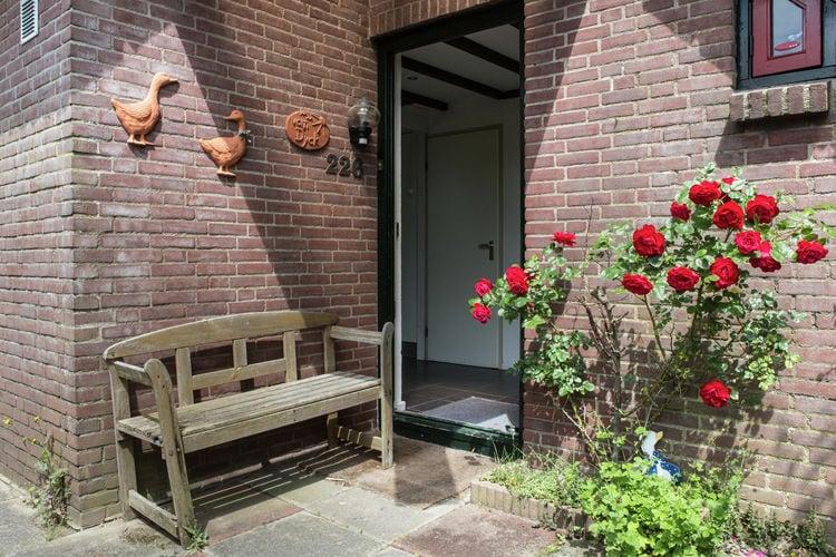 vakantiehuis Nederland, Zuid-Holland, Herkingen vakantiehuis NL-3249-12