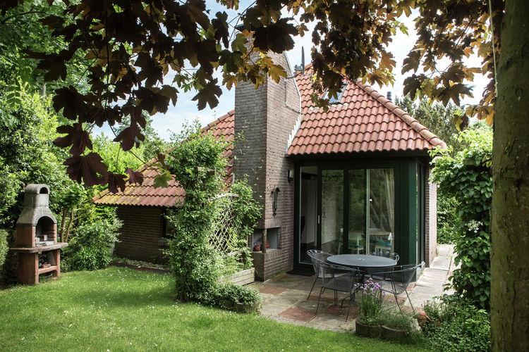 Vakantiehuizen Nederland | Zuid-Holland | Vakantiehuis te huur in Herkingen   met wifi 4 personen